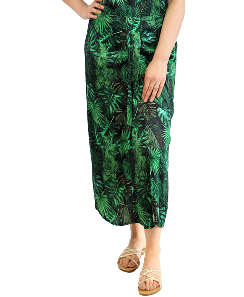 Zoom view for Palm Print Skirt A