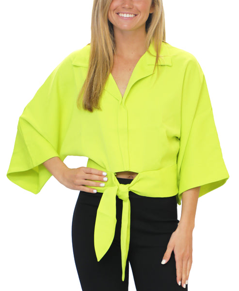 Zoom view for Blouse w/ Dolman Sleeves