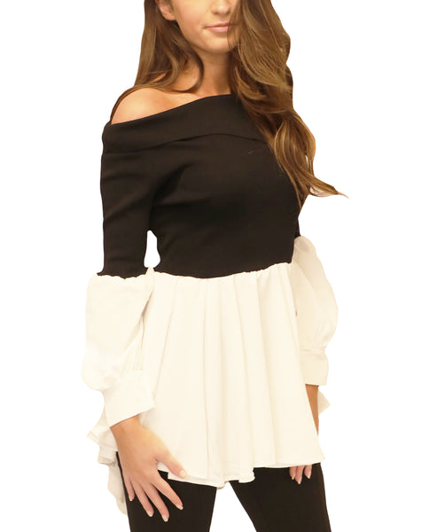 Off The Shoulder Top - Fox's