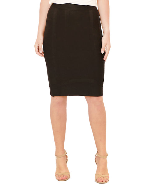Bodycon Bandage Skirt - Fox's