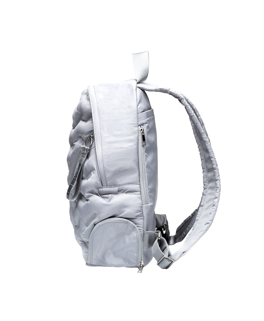 Water Resistant Puffy Backpack