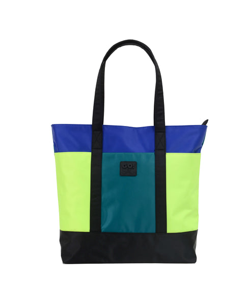 Zoom view for Colorblock Large Nylon Tote