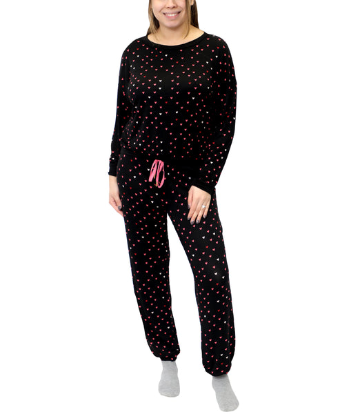 Zoom view for Hearts Pajama 2 pc Set