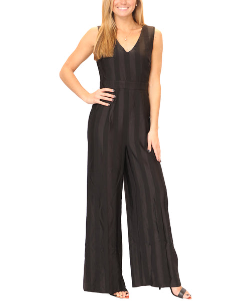 Zoom view for Jumpsuit w/ Tonal Stripes