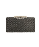 Rhinestone Evening Clutch Bag