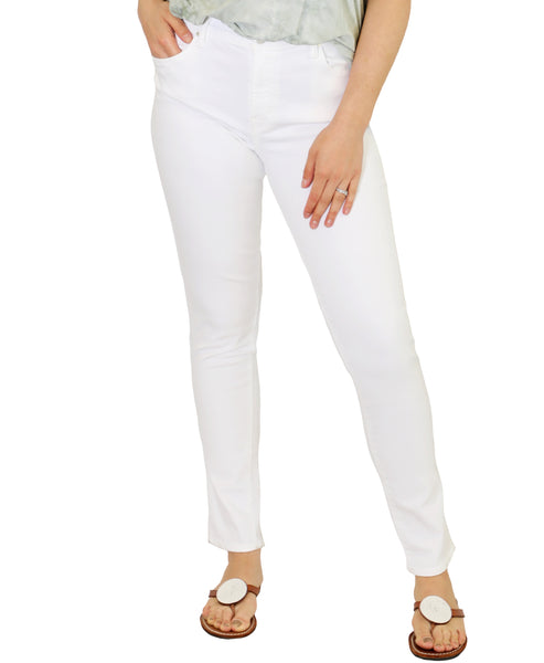 Zoom view for Mid Rise Skinny Jeans