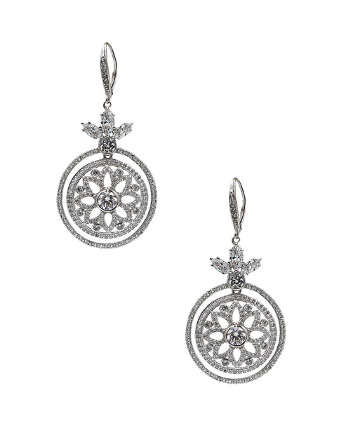 Zoom view for Medallion Earrings