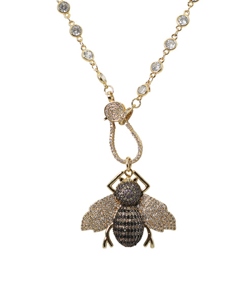 """Bee"" Necklace - Fox's"