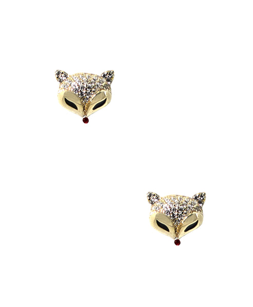 Zoom view for Fox Earrings ONLINE EXCLUSIVE
