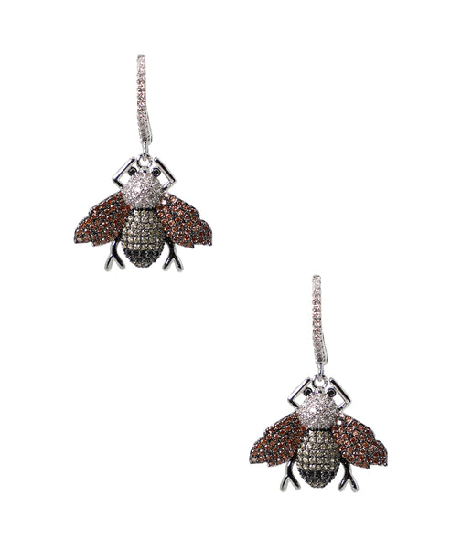 "Zoom view for ""Bee"" Earrings ONLINE EXCLUSIVE"