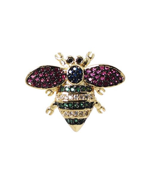 "Zoom view for ""Bee"" Brooch ONLINE EXCLUSIVE - Fox's"