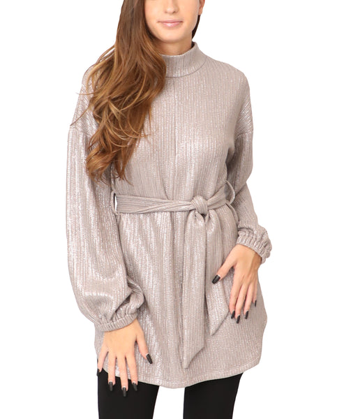 Shimmer Tunic