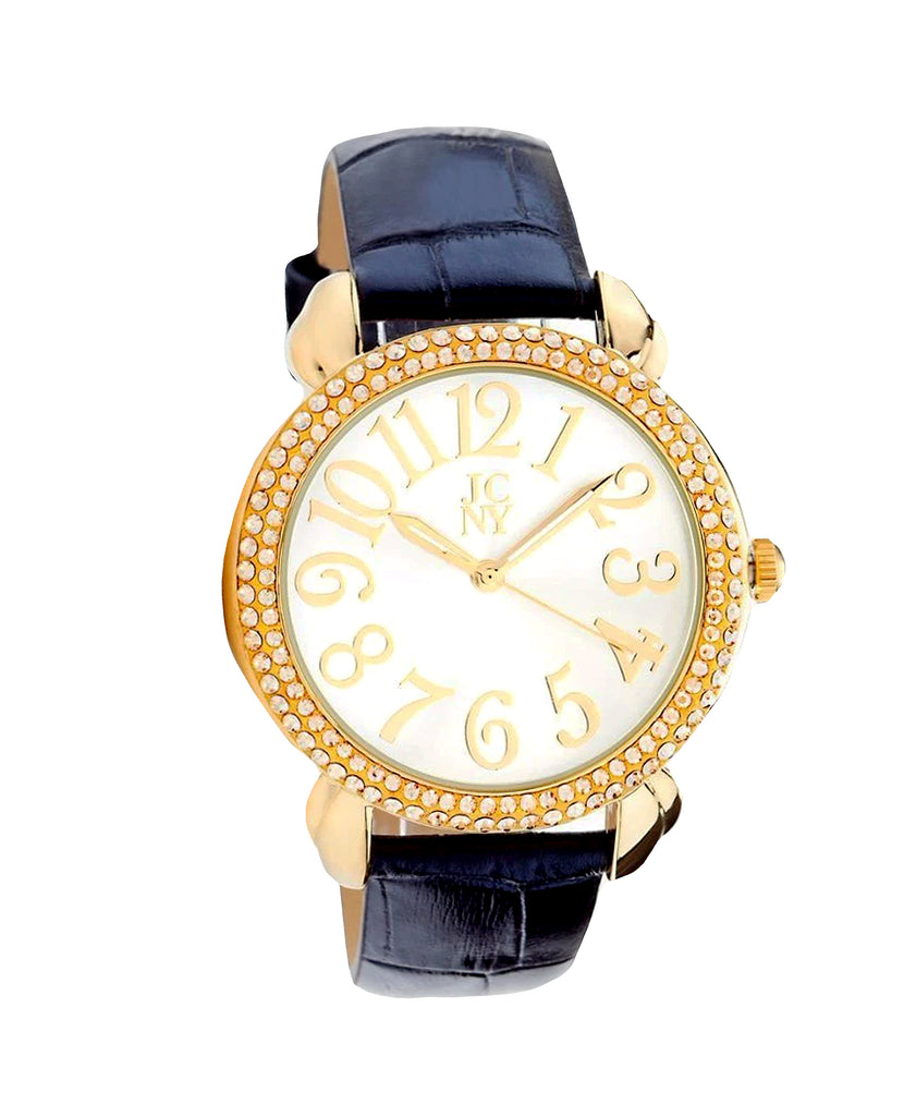 Watch w/ Swarovski Crystals