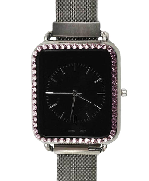 Zoom view for Watch w/ Swarovski Crystals - Fox's