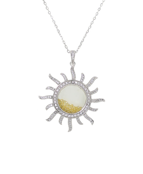 "Zoom view for ""Be My Sunshine"" Necklace"
