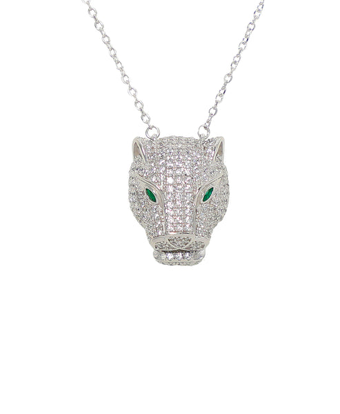 Zoom view for Mama Panther Necklace ONLINE EXCLUSIVE