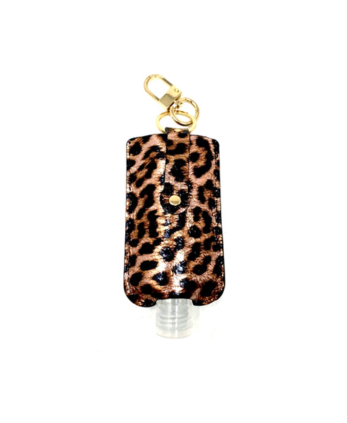 Zoom view for Hand Sanitizer Key Chain Holder 3.3 fl. oz.