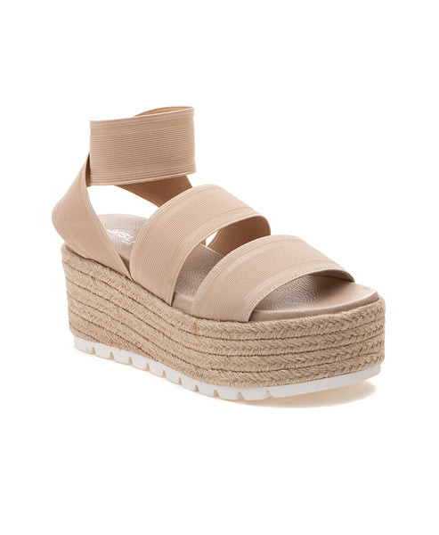 Zoom view for Stretch Elastic Sandal