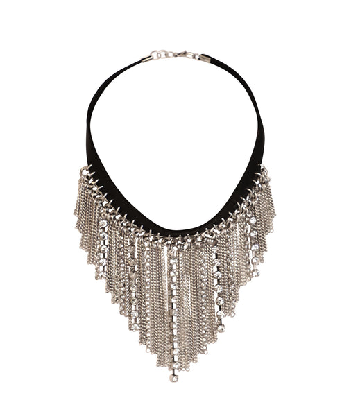 Zoom view for Tassel Choker Necklace