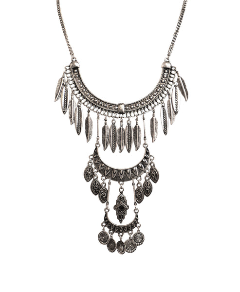 Long Statement Necklace