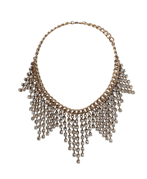 Zoom view for Chain Collar Necklace - Fox's