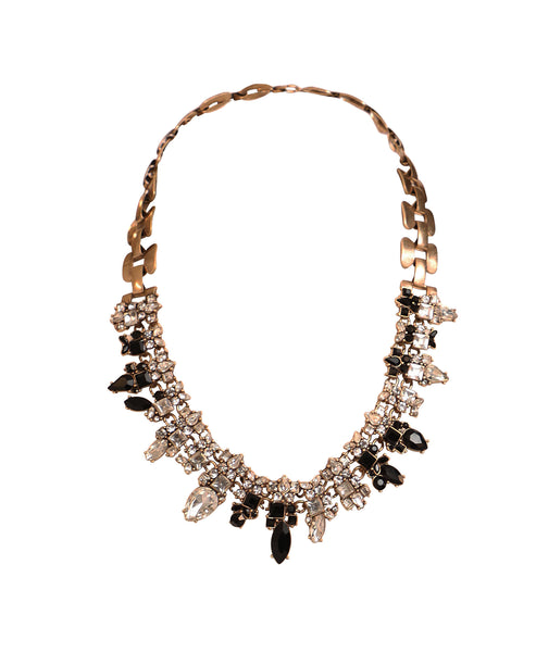 Zoom view for Crystal Statement Necklace