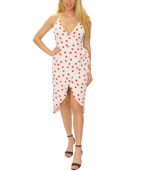 Zoom view for Polka Dot Dress