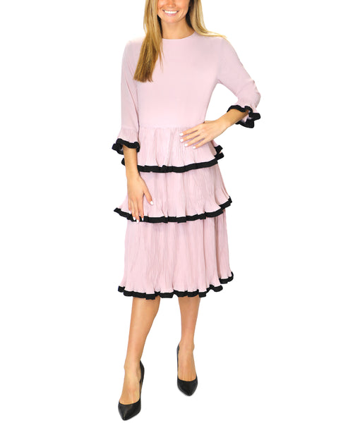 Zoom view for Tiered Ruffle Dress