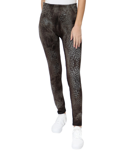 Zoom view for Cheetah Printed Seamless Leggings
