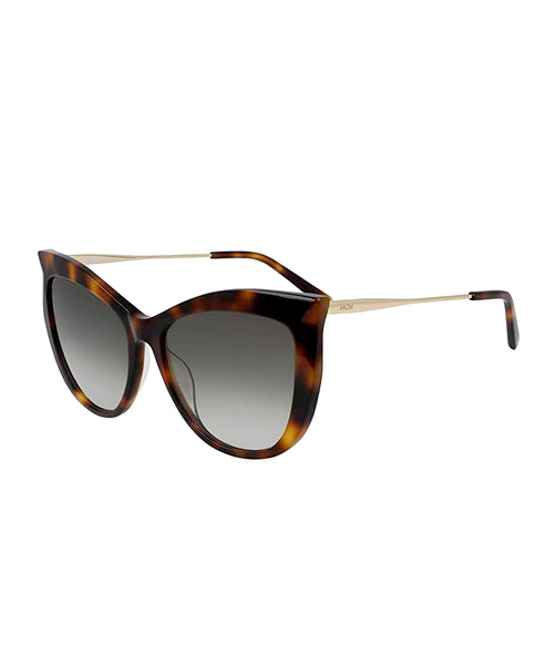 Zoom view for Cat Eye Havana Sunglasses A