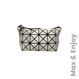 Geometric Crossbody Bag