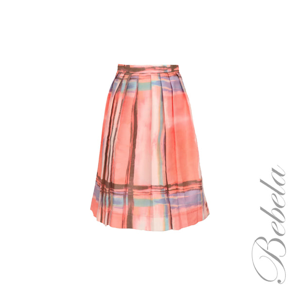 Watercolor Skirt
