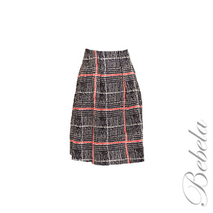 Black Watch Plaid Skirt