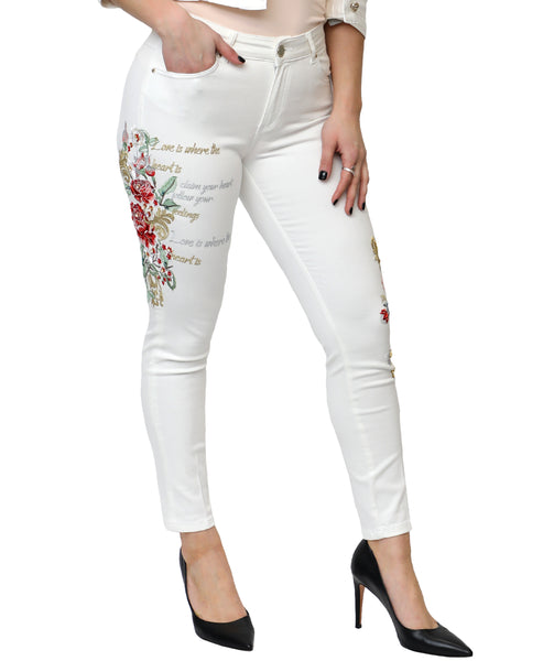 Zoom view for Embellished Jeans