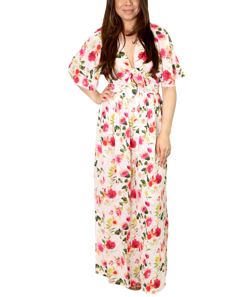 Zoom view for Floral Maxi Dress