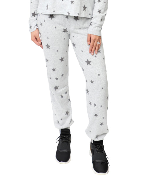 Zoom view for Star Print Joggers A