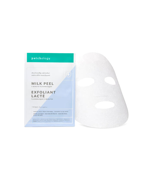 Zoom view for Patchology FlashMasque Milk Peel - Single A