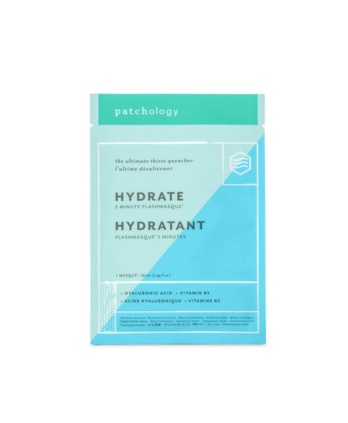 Zoom view for FlashMasque Hydrate - Single A
