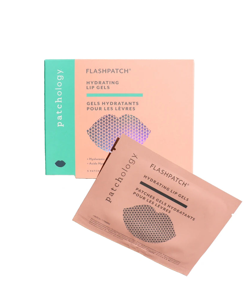 Patchology FlashPatch Hydrating Lip Renewal Gels - 5 Gels