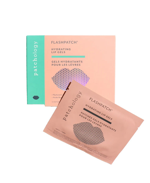 Zoom view for Patchology FlashPatch Hydrating Lip Renewal Gels - 5 Gels A