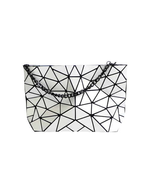 Zoom view for Geo Pattern Clutch Crossbody