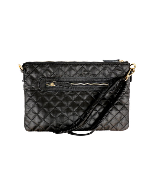 Zoom view for Large Quilted Wristlet