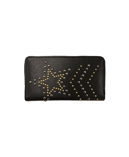 Star Studded Wallet w/ Wristlet