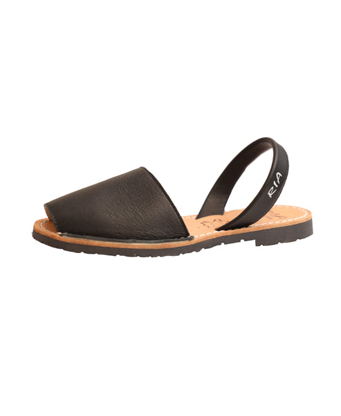 Leather Slingback Sandal