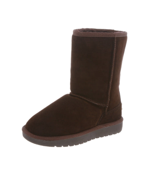 Sheepskin Bootie - Fox's