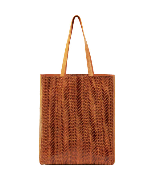 Zoom view for Leather Tote Bag - Fox's