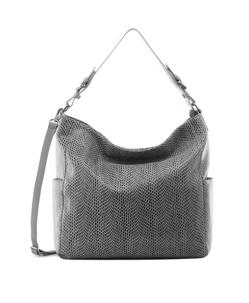 Leather Hobo Handbag - Fox's