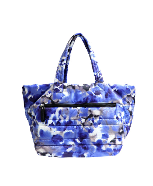 Zoom view for Tie Dye Nylon Large Tote