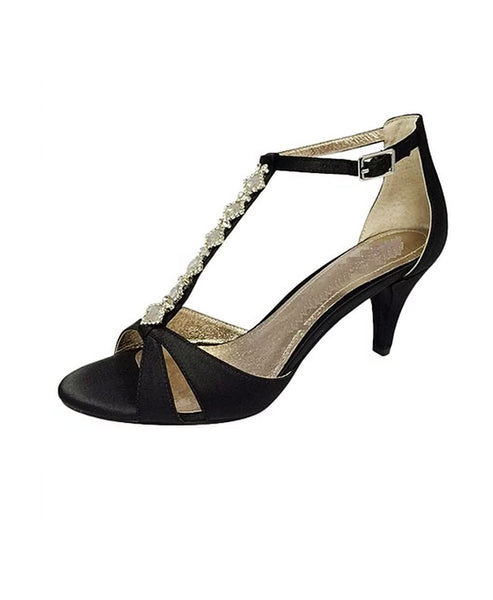 Zoom view for T-Strap Evening Shoe