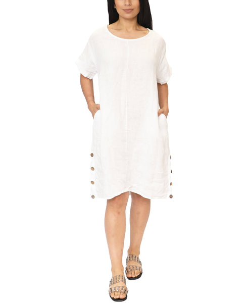 Zoom view for Linen Dress A